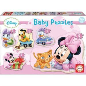 Educa Disney Babypusel Mimmi (5 minipussel)