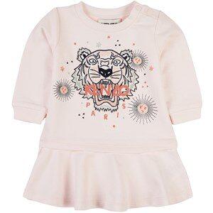 Kenzo Tiger Mjukis-klänning Rosa 18 mån