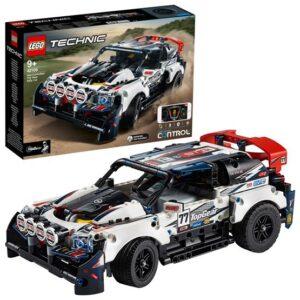 LEGO Technic 42109, Fjärrstyrd Top Gear Rallybil
