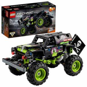 LEGO Technic 42118, Monster Jam Grave Digger