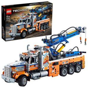 LEGO Technic 42128, Tung bärgningsbil