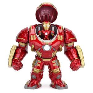 """Marvel Figur 6"""" Hulkbuster och 2"""" Ironman"""