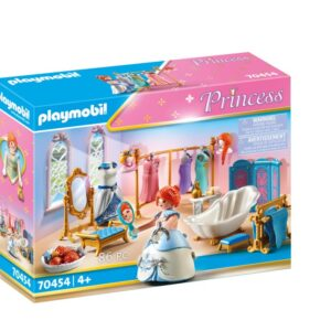 Playmobil Princess Påklädningsrum med badkar 70454