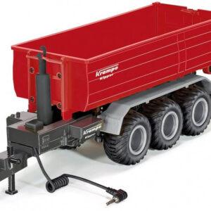 REA-Siku radiostyrt 3-axlad Lastväxlarsläp Krampe Kipper Control 6786 1:32-REA