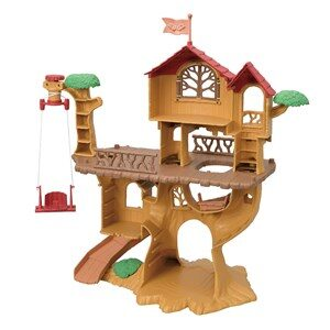 Sylvanian Families Adventure Tree House 3 - 11 år