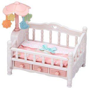 Sylvanian Families Crib with Mobile 3 - 12 år
