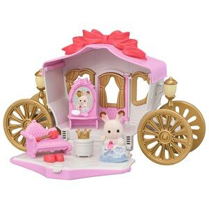 Sylvanian Families Royal Carriage Set 3 - 12 år