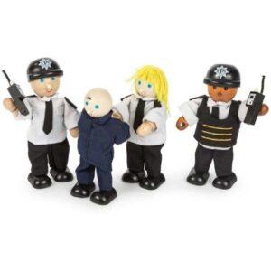 Tidlo - Polis Och Tjuv
