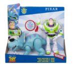 Toy Story 4 Buzz & Trixie